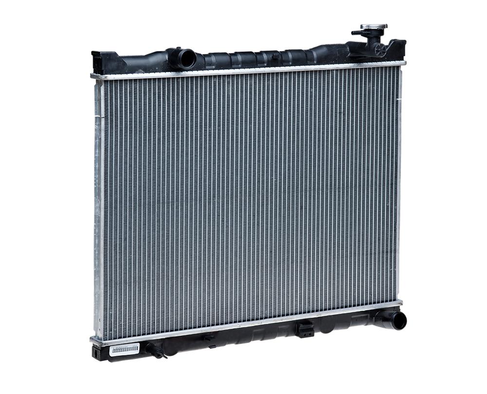 Радиатор охлаждения для а/м Sorento (06-) 2.5Tci MT LUZAR фото