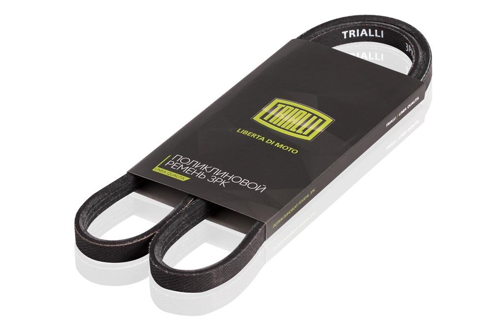 Ремень поликлиновой 3PK805 TRIALLI