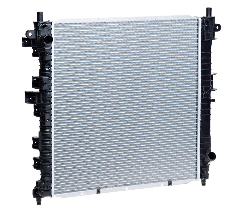 Радиатор охлаждения Kyron/Actyon (05-) MT LUZAR фото