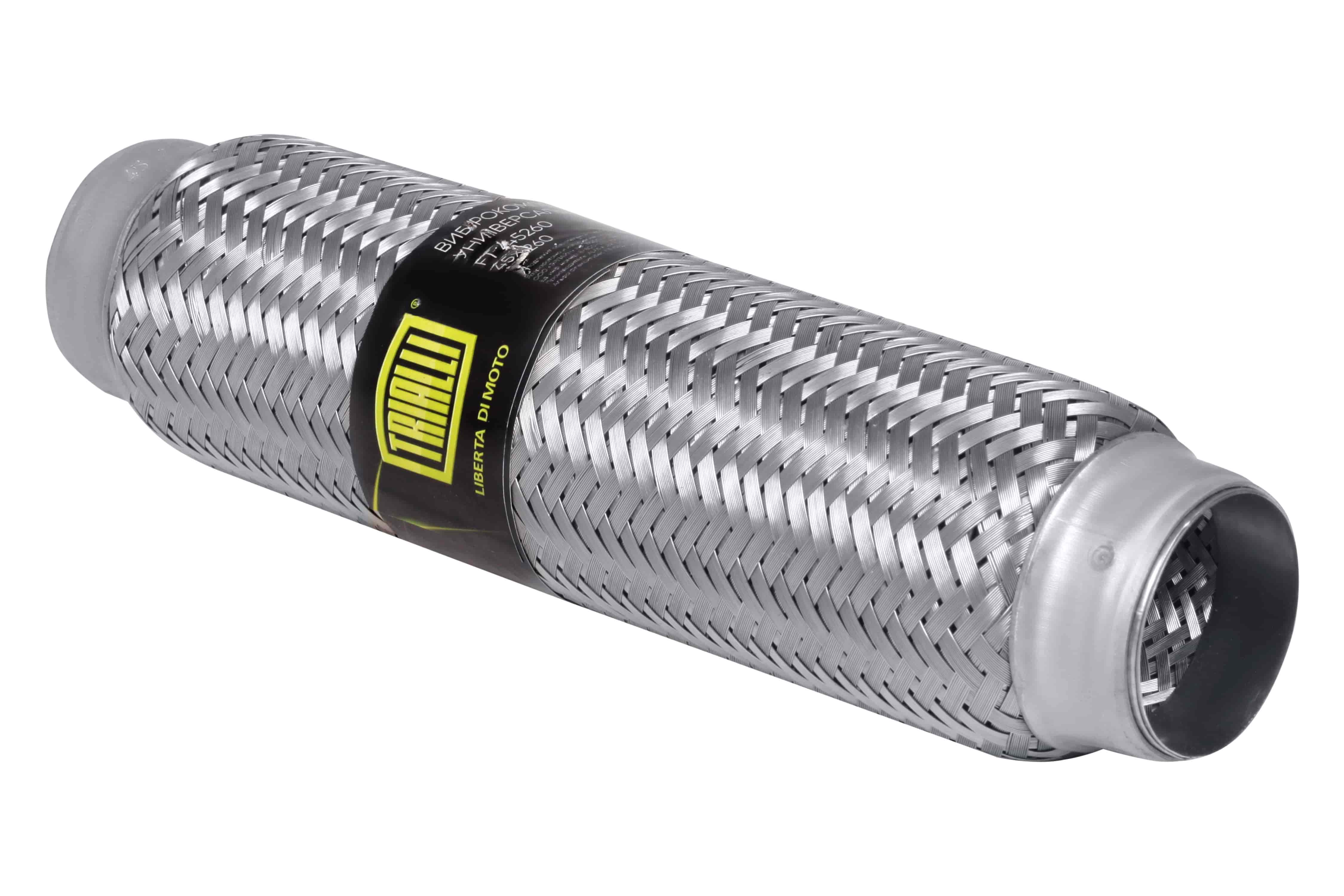 Виброкомпенсатор выхлопной трубы (Гофра) 45x260 InnerBraid TRIALLI фото