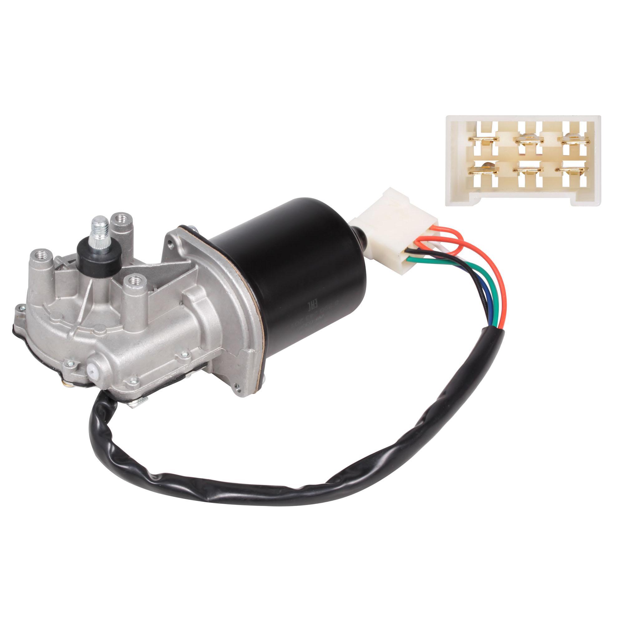 Моторедуктор стеклоочистителя для автомобилей Газель Бизнес (тип