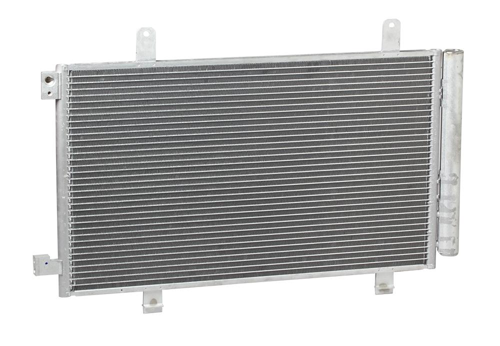 Радиатор кондиционера SX4 (05-) LUZAR фото