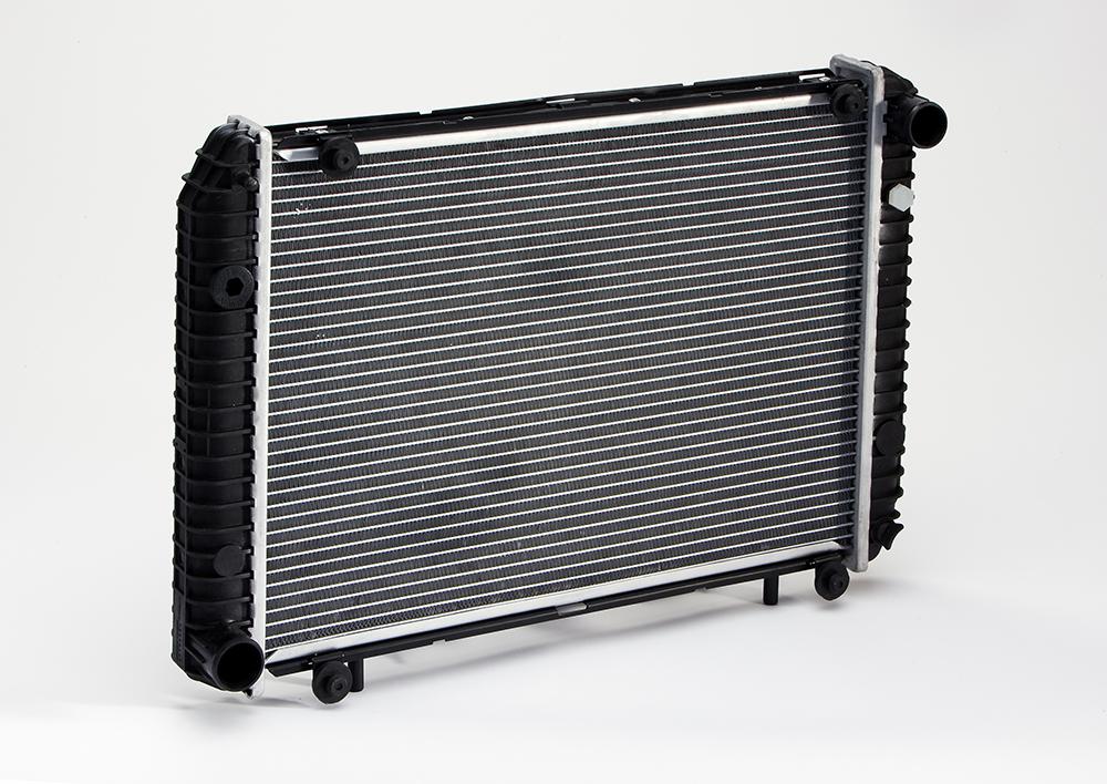 Радиатор охлаждения алюминиевый для автомобилей ГАЗ 3302