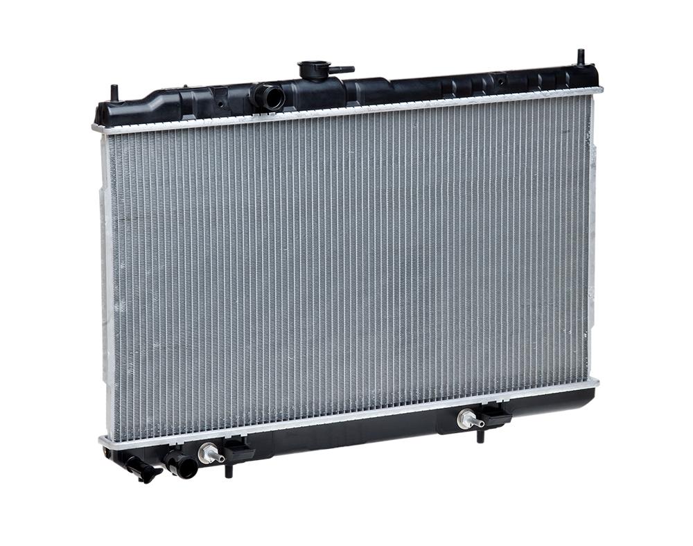 Радиатор охлаждения для а/м Almera Classic (05-) AT LUZAR фото