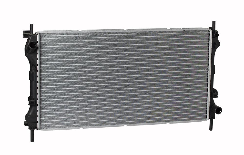 Радиатор охлаждения для а/м Transit (00-) 2.4D/2.4TDCi (A/C-) LUZAR фото