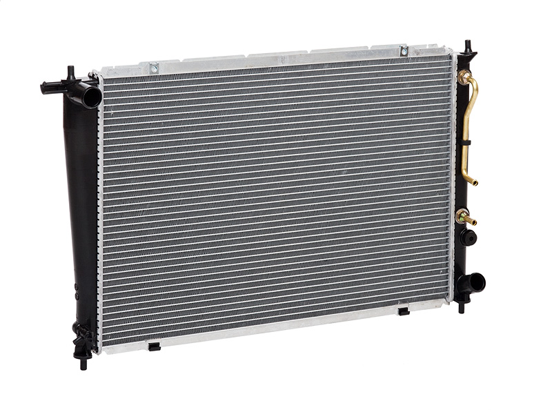 Радиатор охлаждения H-1 (96-) AT LUZAR фото