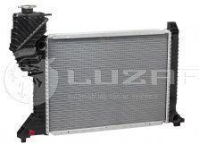 Радиатор охлаждения для а/м Sprinter (95-) A/C- LUZAR фото