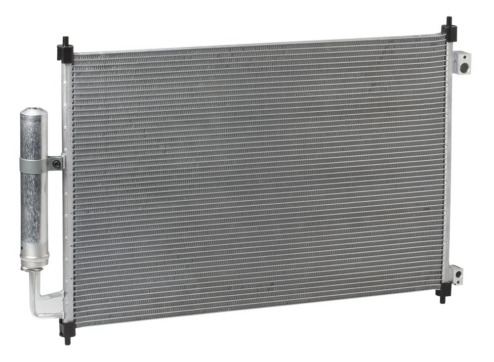 Радиатор кондиционера X-Trail T31 (07-) LUZAR фото
