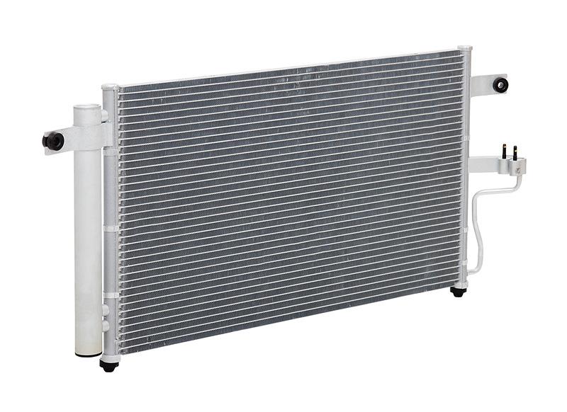 Радиатор кондиционера Accent (99-) AT LUZAR фото