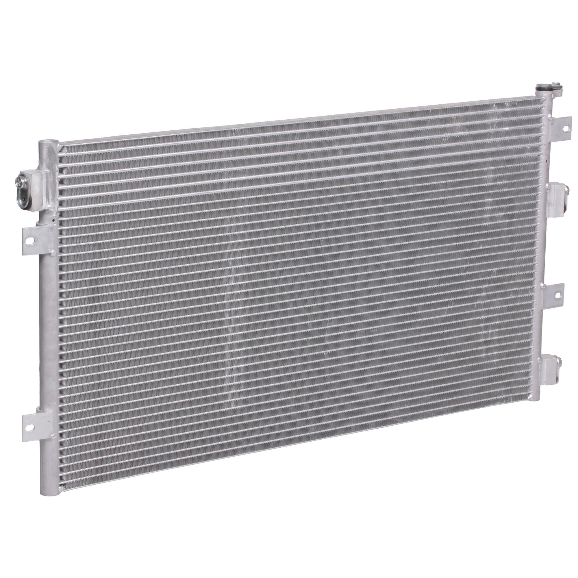 Радиатор кондиционера Siber/Chrysler/Dodge LUZAR фото
