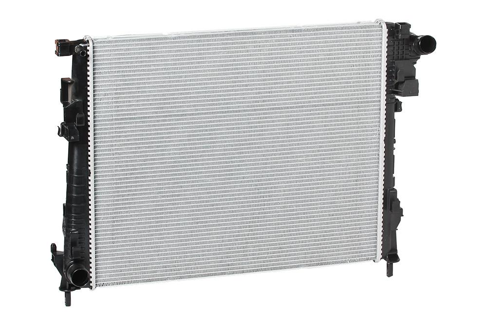 Радиатор охлаждения Vivaro (01-) 2.0dTi LUZAR фото
