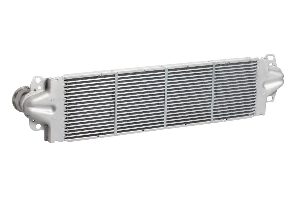 ОНВ (радиатор интеркулера) для автомобилей Transporter T5 (03-) LUZAR фото
