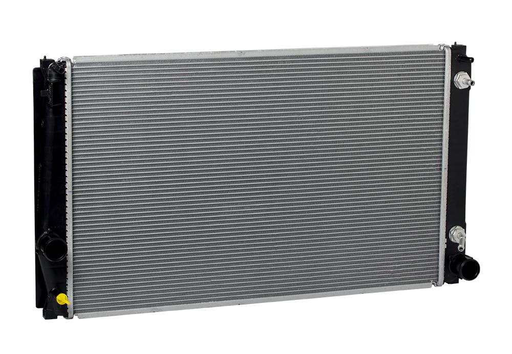 Радиатор охлаждения RAV 4 (06-) 2.4i LUZAR фото