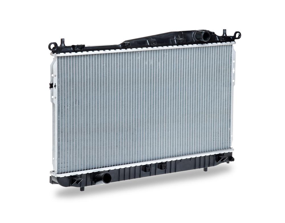 Радиатор охлаждения Epica (06-) MT LUZAR