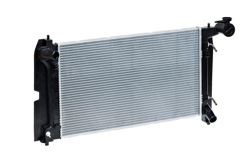 Радиатор охлаждения для автомобилей Corolla (00-)/Avensis (03-) AT LUZAR фото