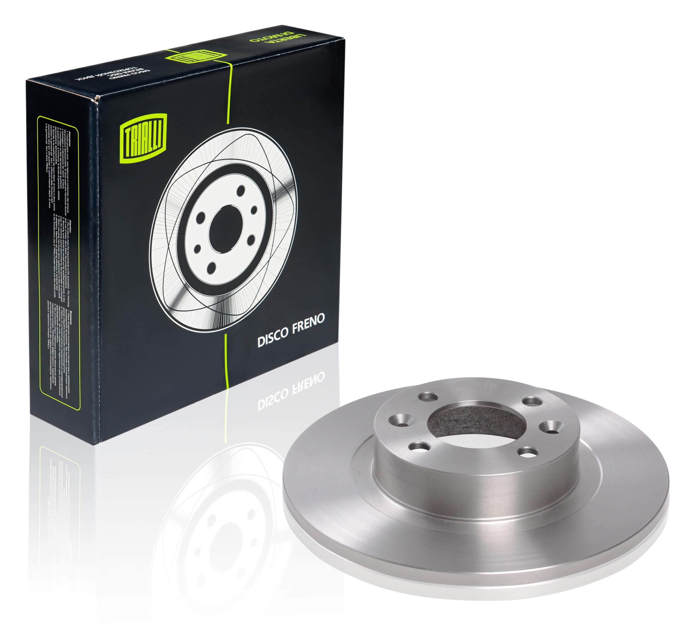 Диск тормозной задний для автомобилей Lada Vesta (15-) d=260 TRIALLI фото