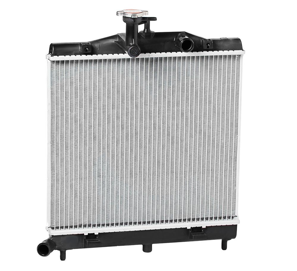Радиатор охлаждения для а/м Picanto (07-) MT LUZAR фото