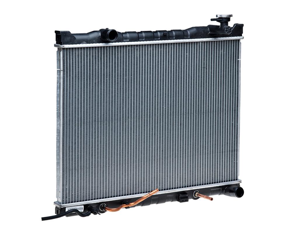 Радиатор охлаждения для а/м Sorento (06-) 2.5Tci AT LUZAR фото