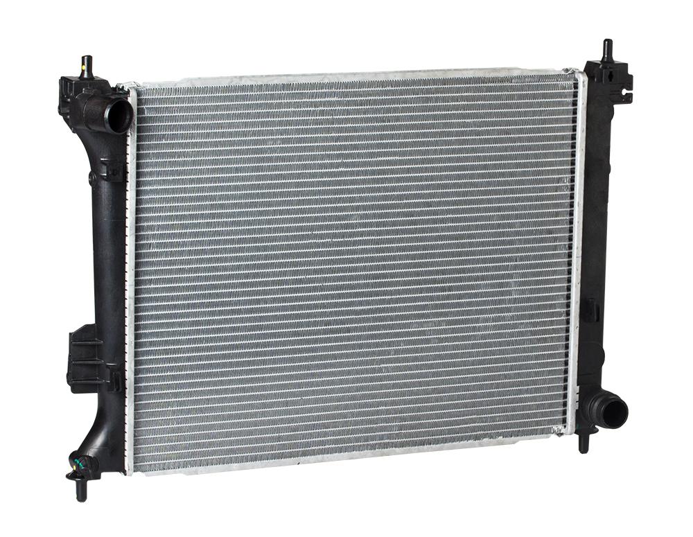 Радиатор охлаждения для а/м i20 (08-) MT LUZAR фото