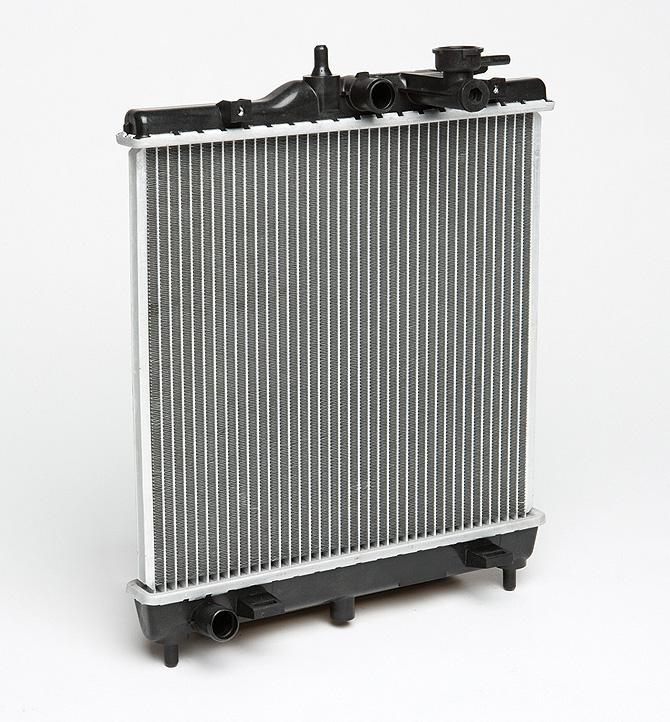 Радиатор охлаждения Picanto (04-) AT LUZAR фото