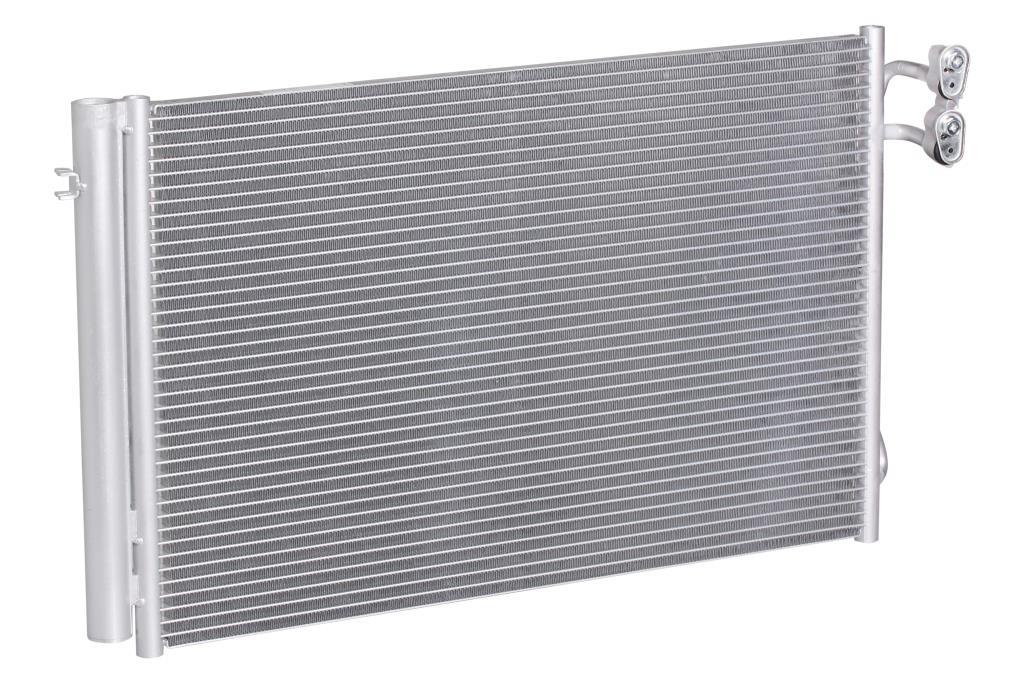 Радиатор кондиционера BMW 1 (E81/E87) (04-)/3 (E90/E91) (05-) G LUZAR фото