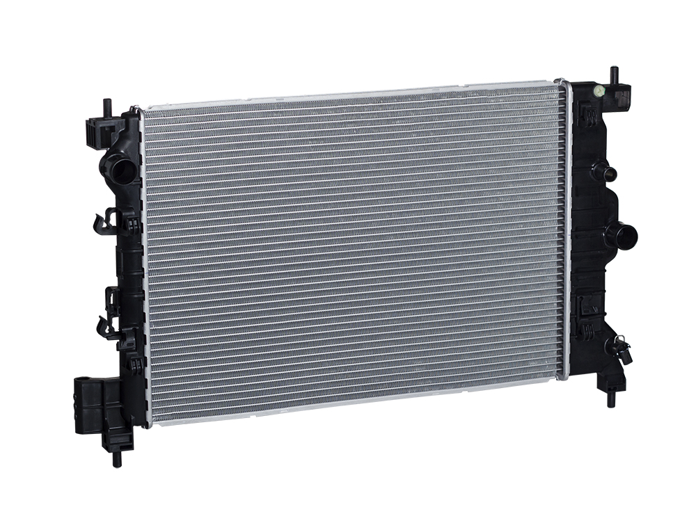 Радиатор охлаждения для а/м Aveo T300 (11-) MT LUZAR фото