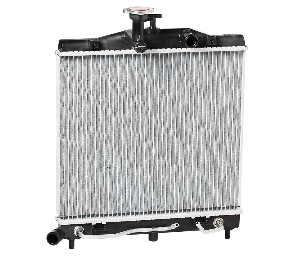 Радиатор охлаждения для а/м Picanto (07-) AT LUZAR фото