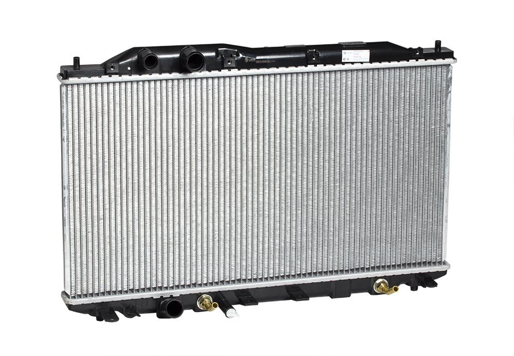 Радиатор охлаждения Civic 4D Hybrid (06-) LUZAR фото