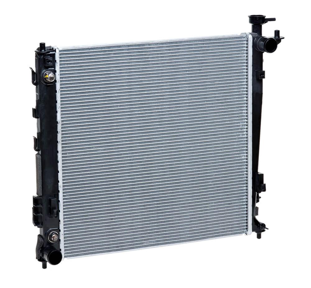 Радиатор охлаждения для а/м Sportage III (10-)/iX35 (10-) D MT LUZAR фото