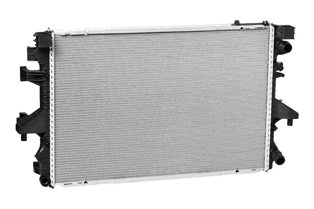 Радиатор охлаждения Transporter T5 (03-) 2.5TDi LUZAR фото