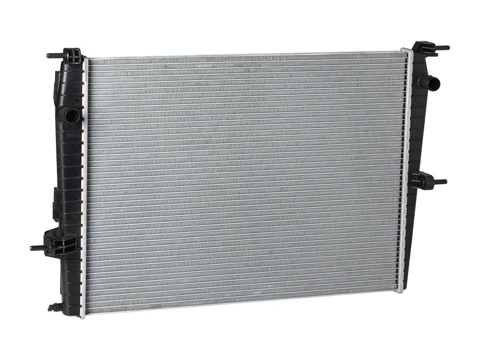 Радиатор охлаждения для а/м Fluence LUZAR фото
