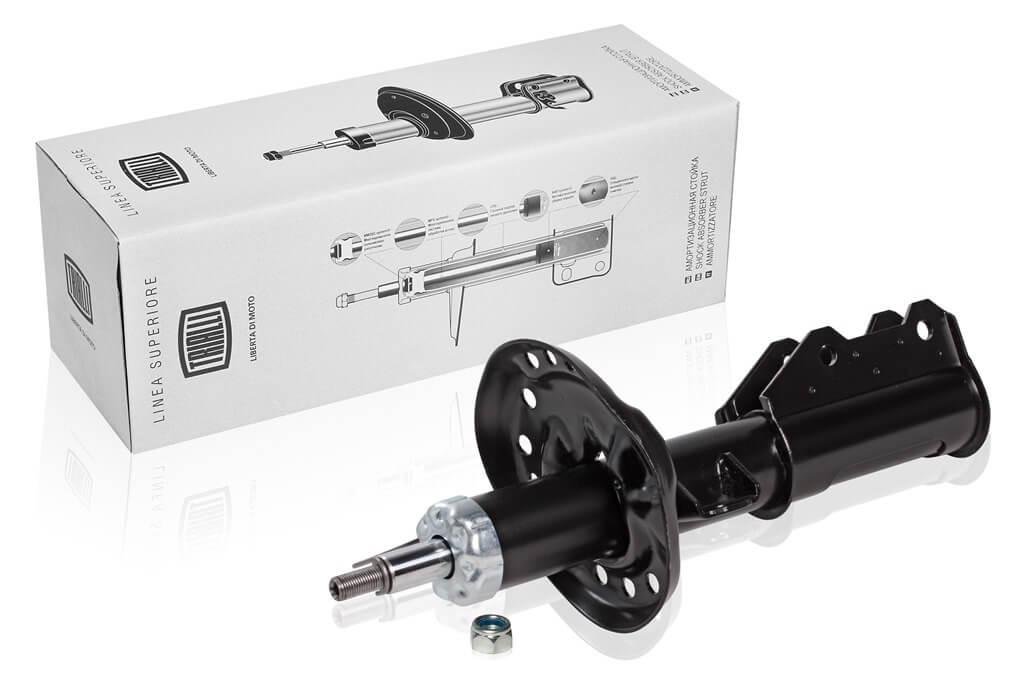 Амортизатор (стойка) передний правый для автомобиля Chevrolet Cruze (09-) TRIALLI фото