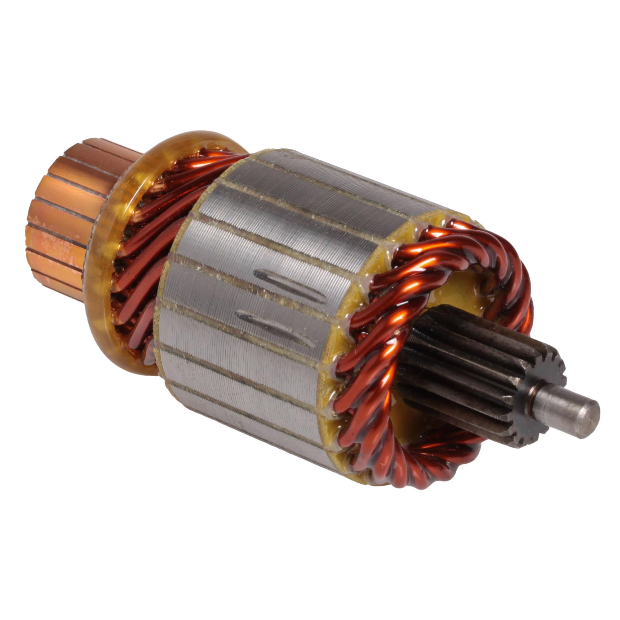 Ротор стартера для автомобилей ГАЗ/УАЗ (тип STARTVOLT)
