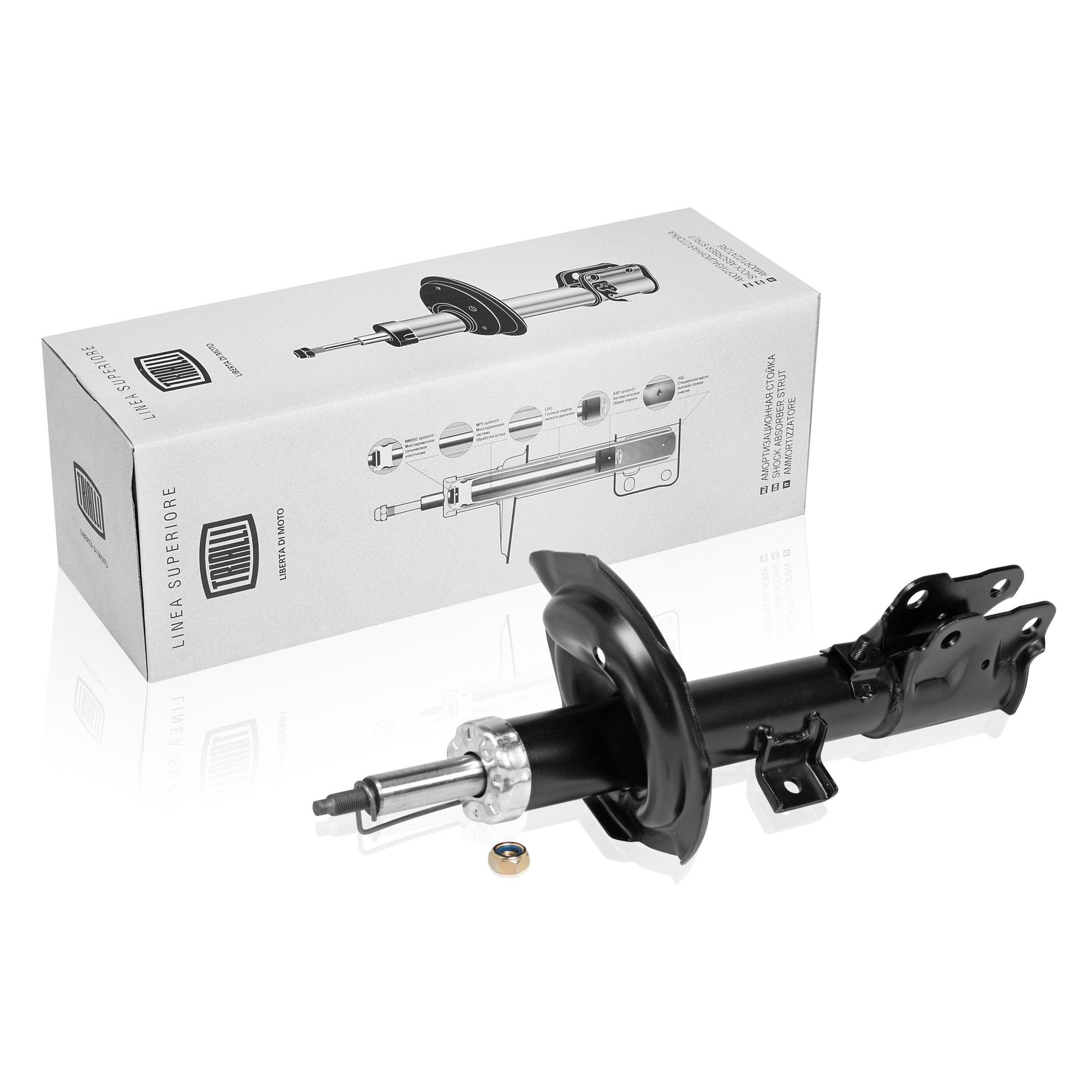 Амортизатор (стойка) передний правый для автомобиля Mitsubishi ASX (10-)\Peugeot 4008 (12-) TRIALLI фото