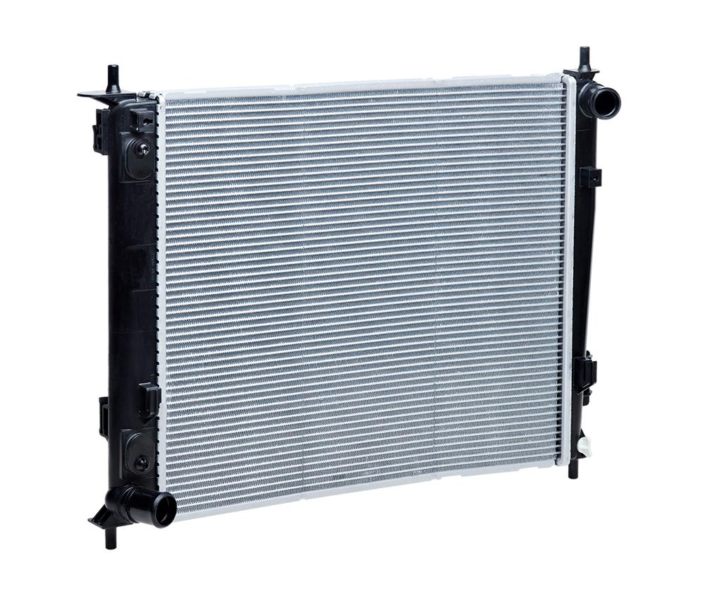 Радиатор охлаждения для а/м Soul (09-) D MT LUZAR фото