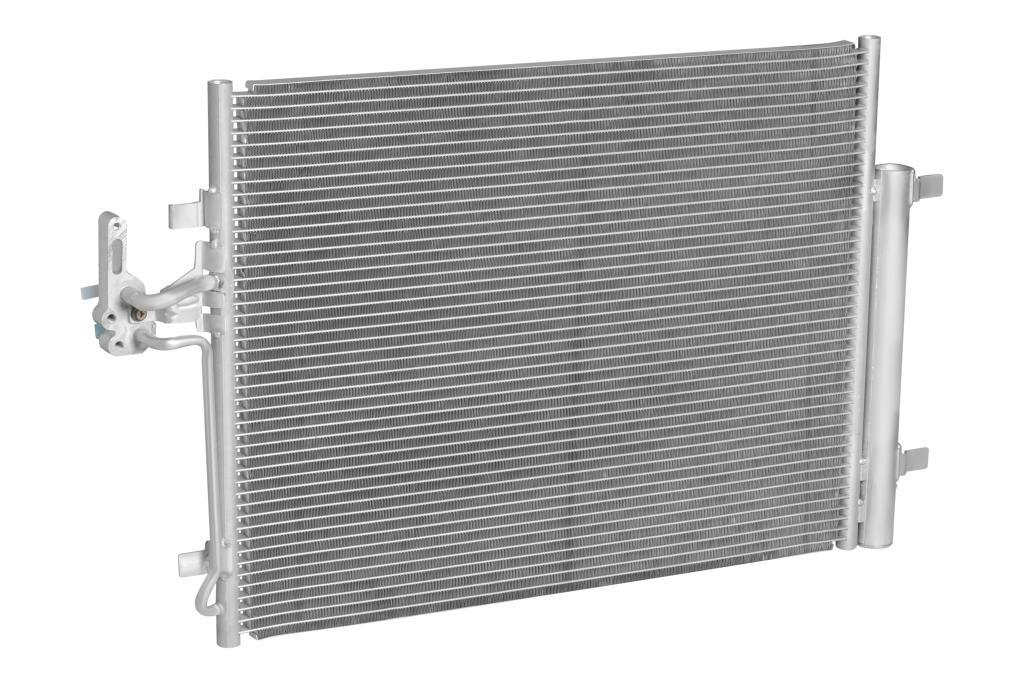 Радиатор кондиционера Mondeo IV (07-)/XC 60 (08-)/XC 70 (07-)/S80(06-) LUZAR фото