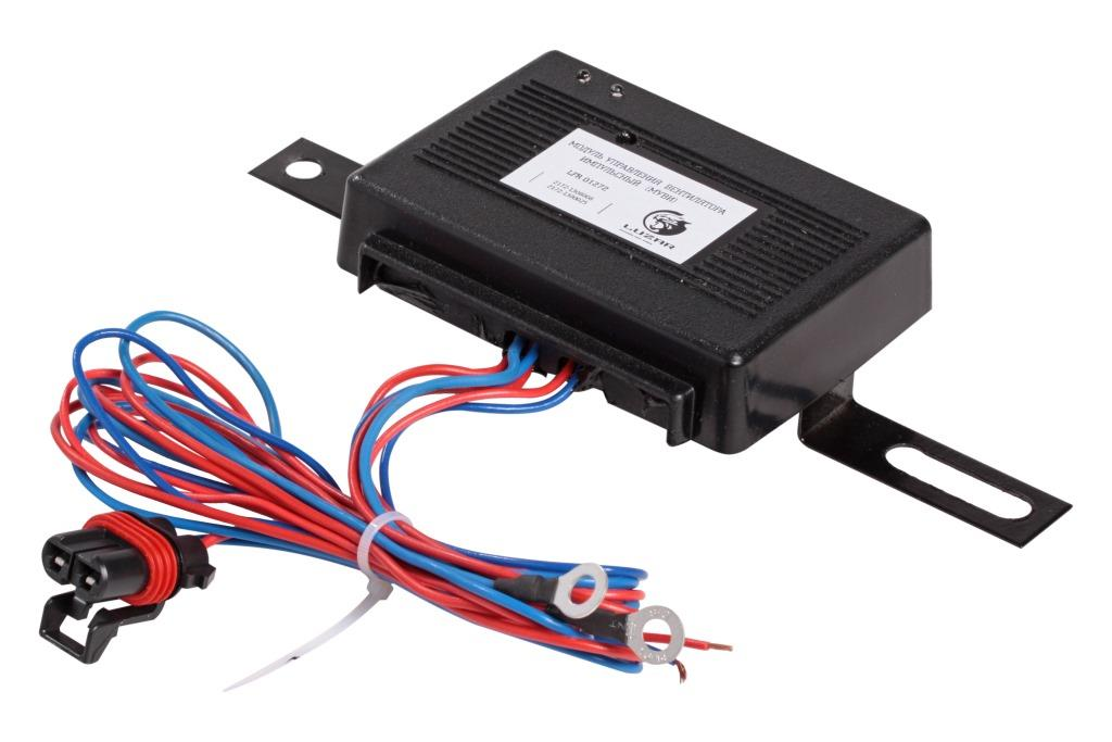 Модуль управления вентилятора охлаждения Приора Panasonic LUZAR фото