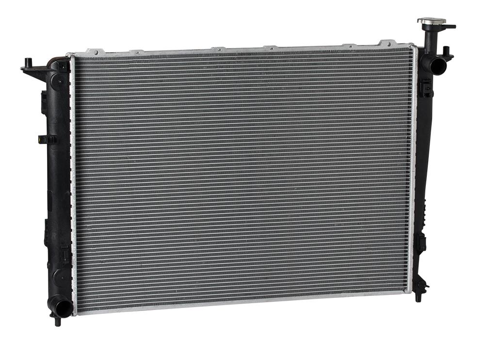 Радиатор охлаждения для а/м Sorento II (09-) G MT LUZAR фото
