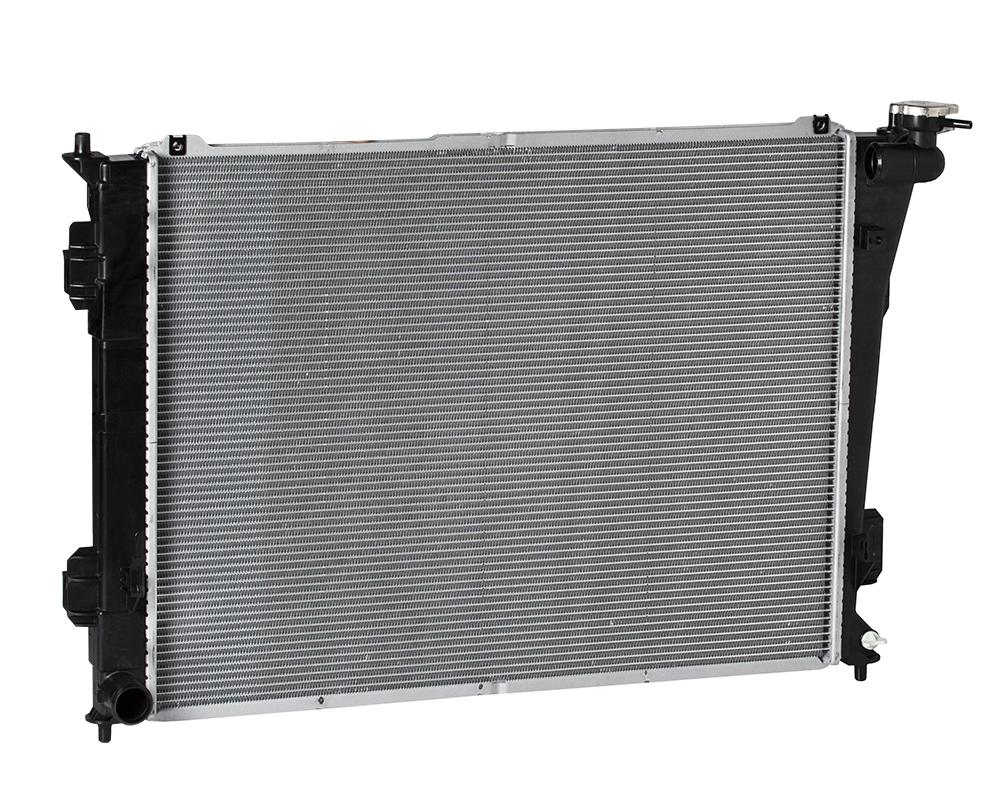 Радиатор охлаждения для а/м Sonata/Optima (10-) MT LUZAR фото