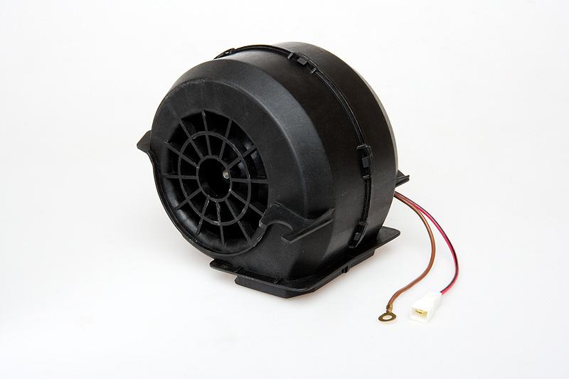 Электровентилятор отопителя 2108 с кожухом LUZAR фото