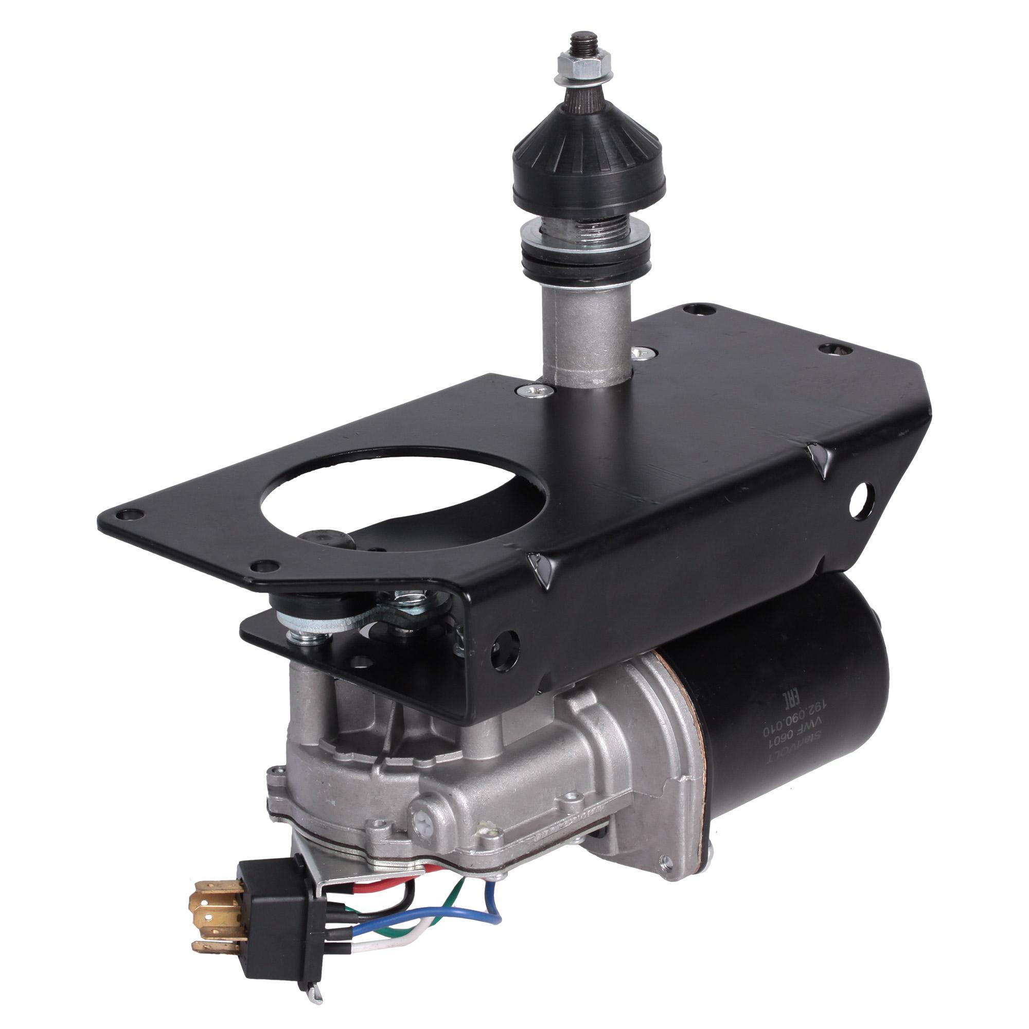 Моторедуктор стеклоочистителя для спецтехники МТЗ 82