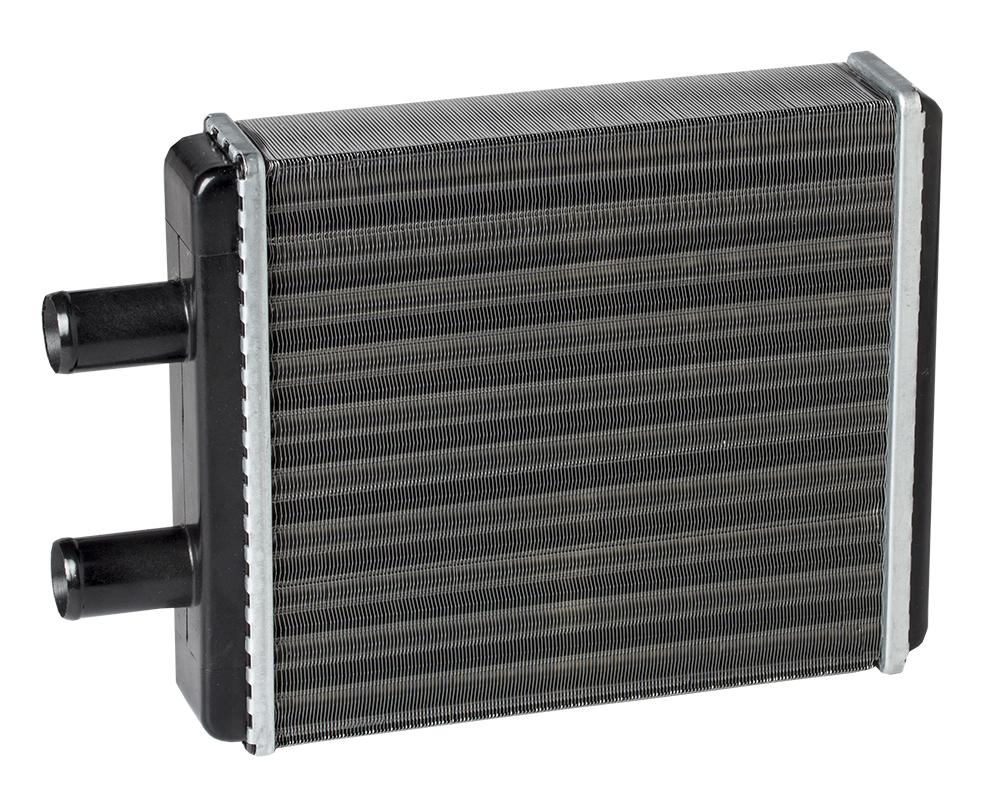 Радиатор отопителя для автобусов ЛиАЗ 5256, НефАЗ 5299 (25мм) LUZAR фото