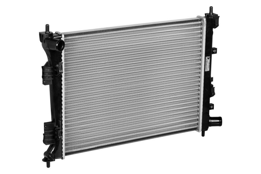 Радиатор охлаждения для а/м Hyundai Solaris/Kia Rio (10-) MT LUZAR фото