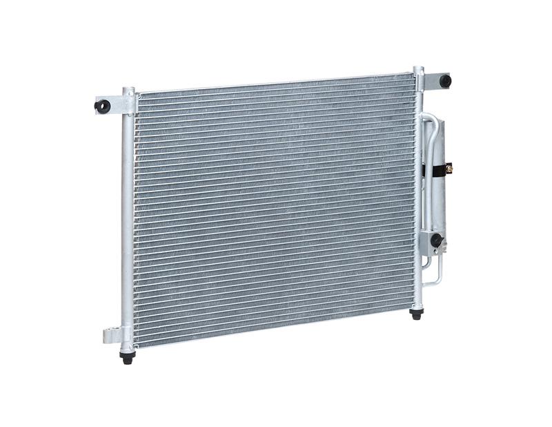 Радиатор кондиционера Aveo (05-) LUZAR фото