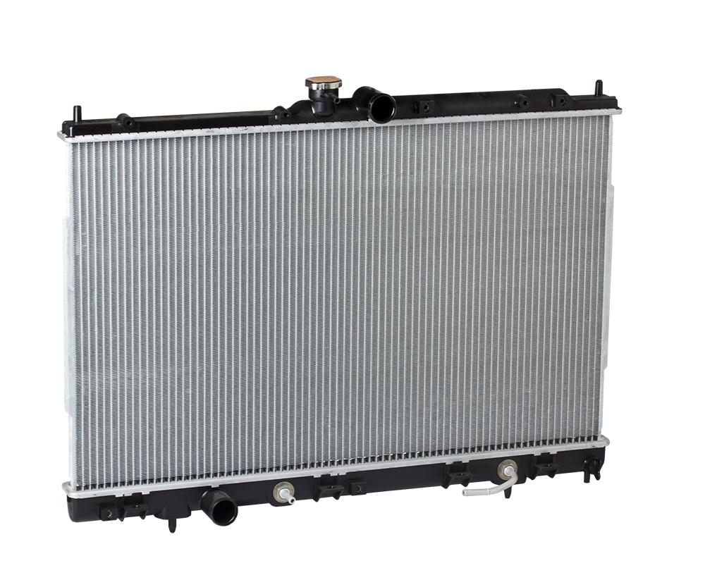Радиатор охлаждения для а/м Outlander (03) 2.4i M/A LUZAR